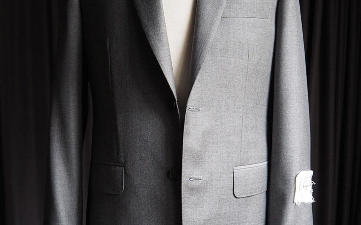VBC 訂製作品 - Mr.Edison Suit 愛迪生訂製西服