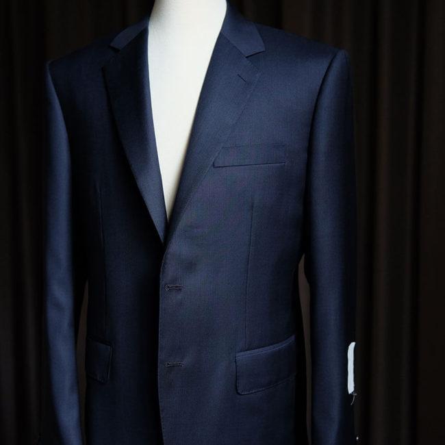 Loro Piana 訂製作品 - Mr.Edison Suit 愛迪生訂製西服
