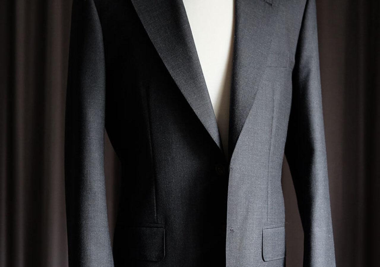 H.Lesser & Sons 訂製作品 - Mr.Edison Suit 愛迪生訂製西服