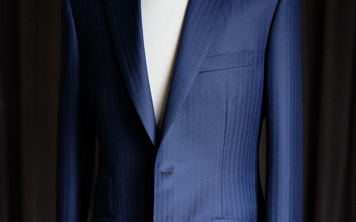 Smith.Woollens 訂製作品 - Mr.Edison Suit 愛迪生訂製西服