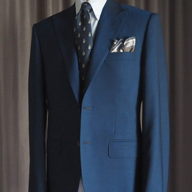 Hardy Minnis 訂製作品 - Mr.Edison Suit 愛迪生訂製西服