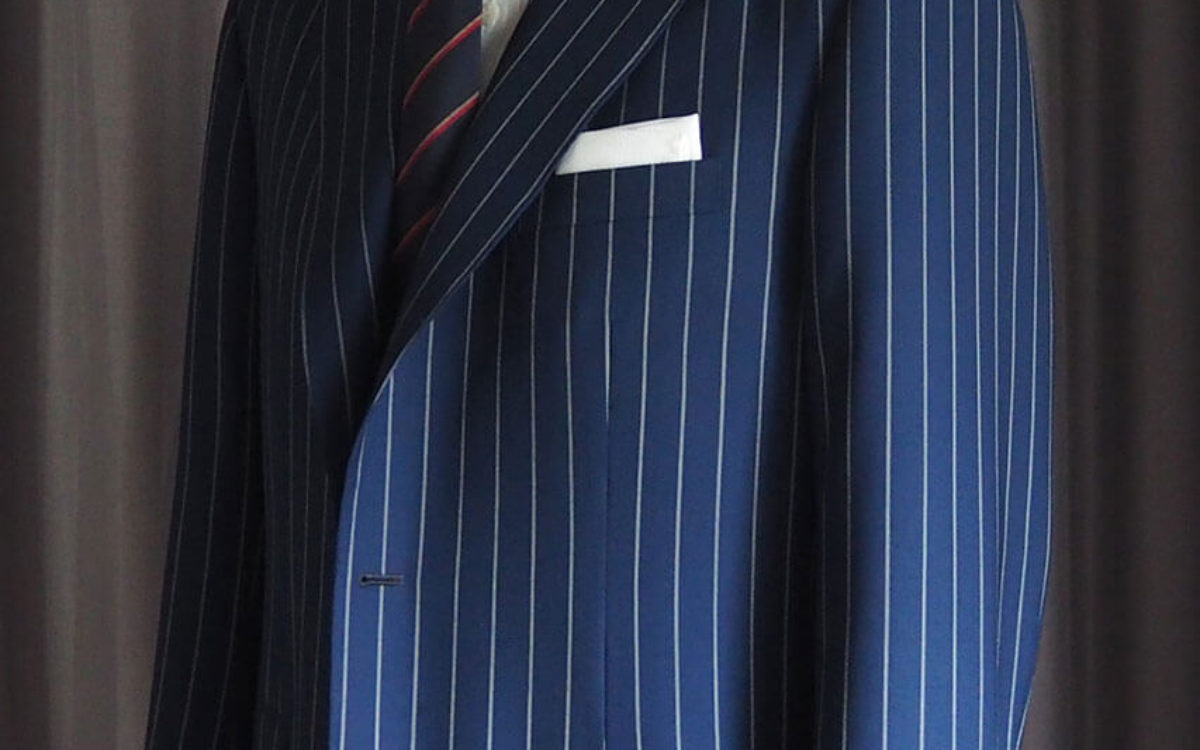 Harrisons 訂製作品 - Mr.Edison Suit 愛迪生訂製西服