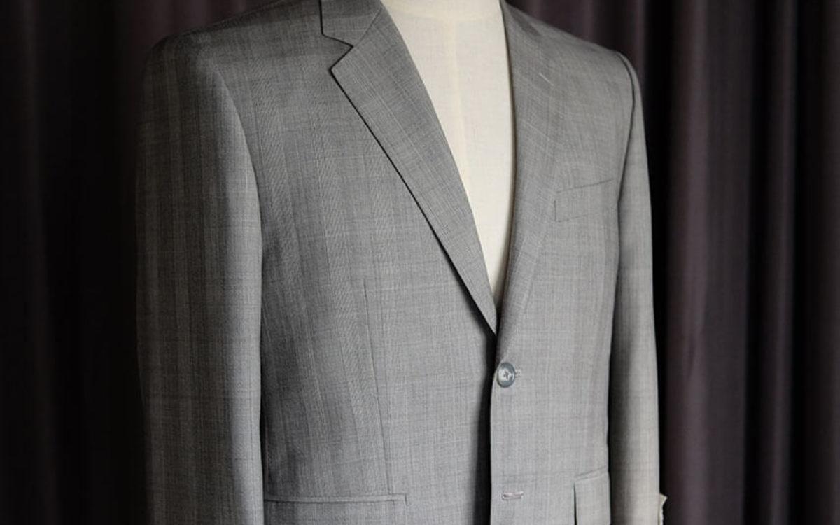 Marzoni 訂製作品 - Mr.Edison Suit 愛迪生訂製西服