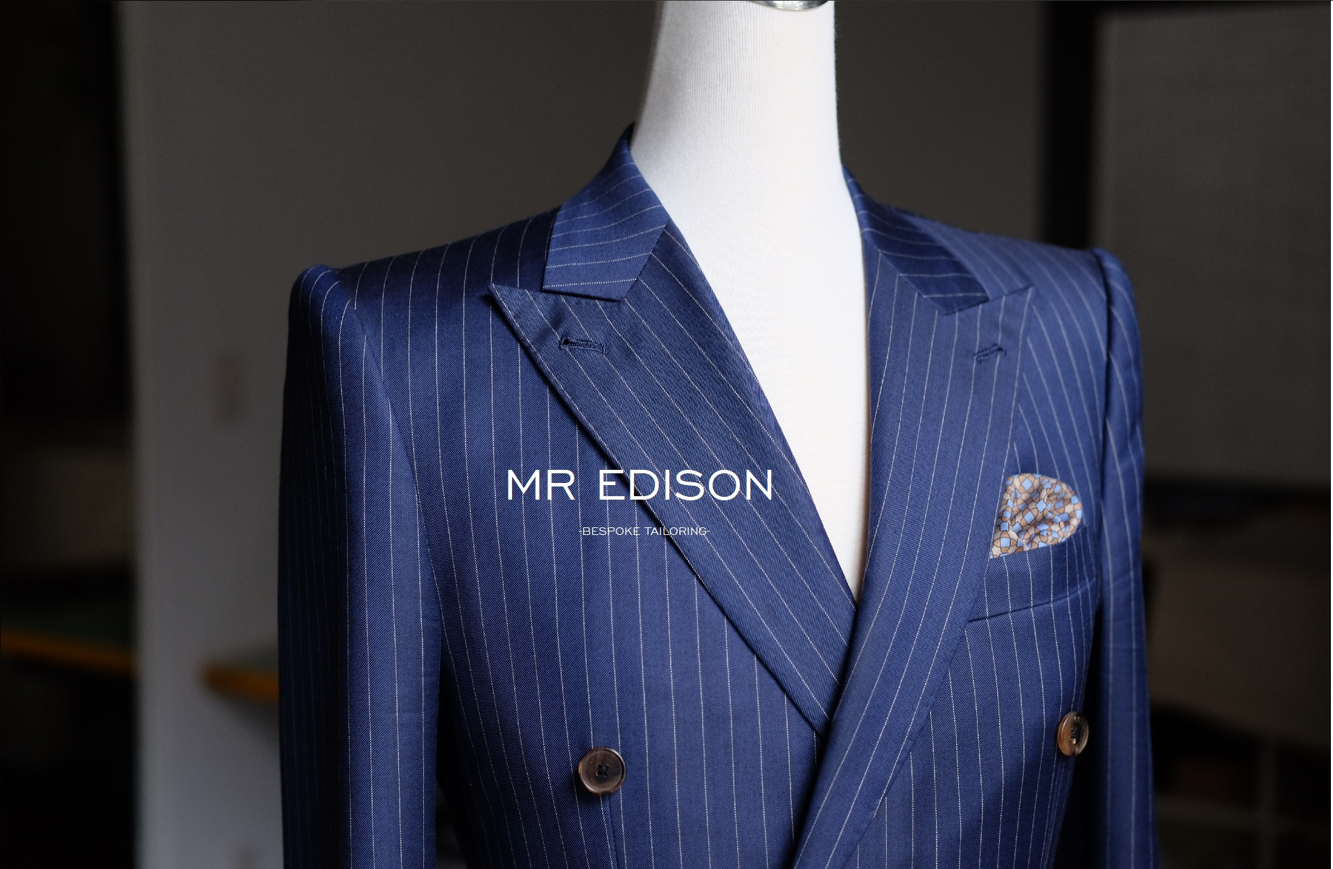 Mr.Edison Suit 愛迪生訂製西服