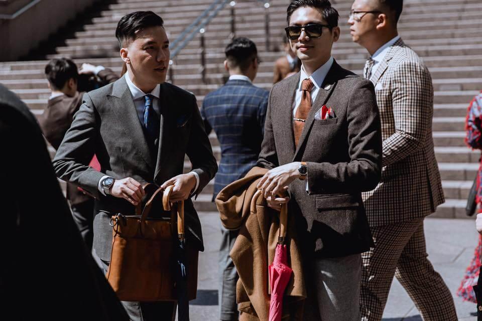 《活動紀錄》台北國際紳裝日 Suit Walk 2018