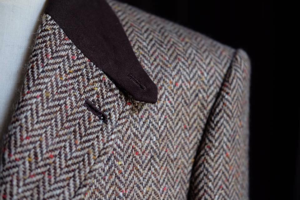 《西裝知識》西裝駁領上的縫
