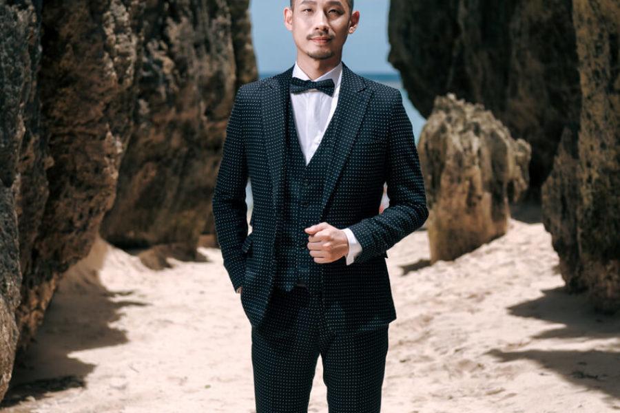 獨角獸婚禮攝影團隊 / Jimy 西裝分享