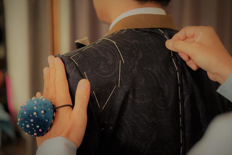 訂製西裝服務 - Mr.Edison Suit 愛迪生訂製西服