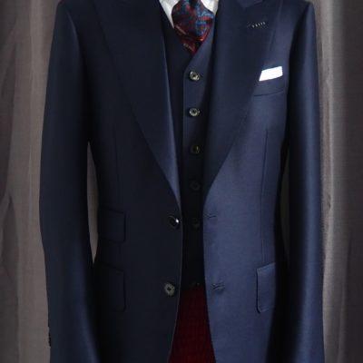Ermenegildo Zegna 訂製作品 - Mr.Edison Suit 愛迪生訂製西服