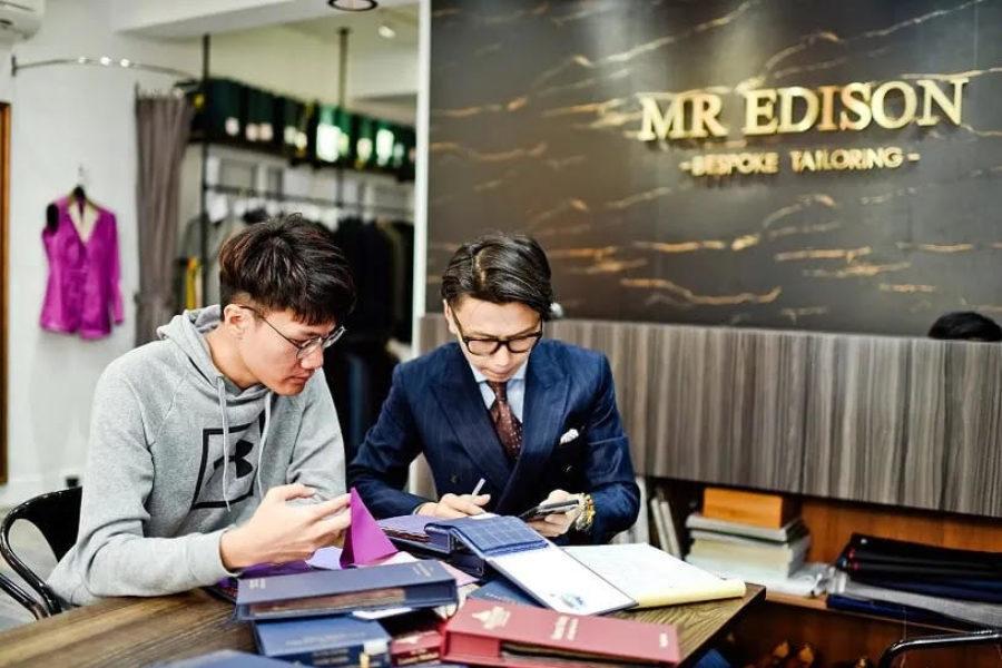 『台中/桃園/新竹西裝』Mr. Edison suit 愛迪生訂製西裝-一套好的西裝標準在哪?