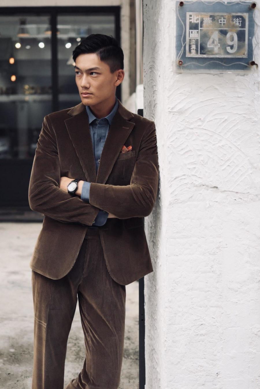 『台中西裝推薦』Mr. Edison suit 愛迪生訂製西裝-到底要怎麼穿好西裝呢