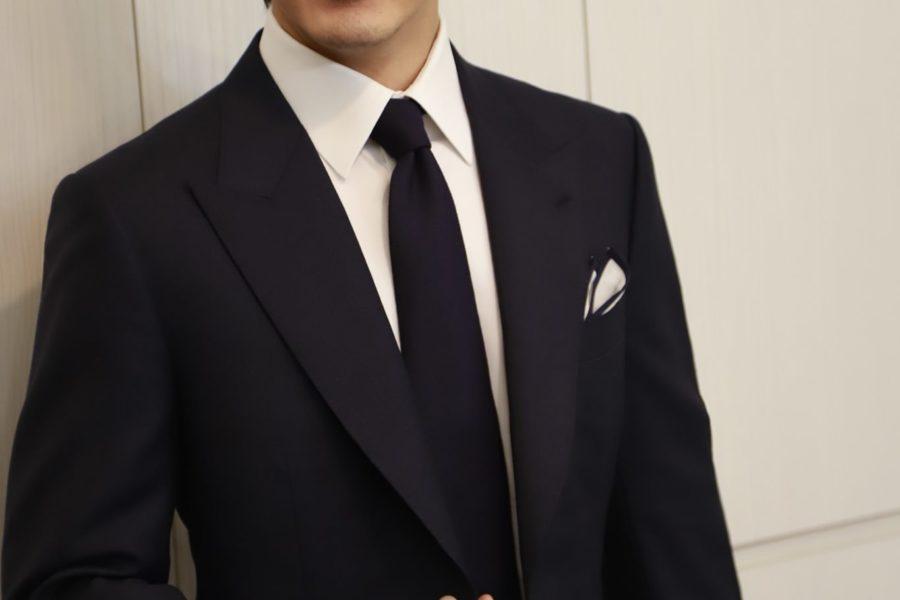 『台中西裝』Mr. Edison suit 愛迪生訂製西裝-非常榮幸與感謝能受到坤達謝坤達的喜愛