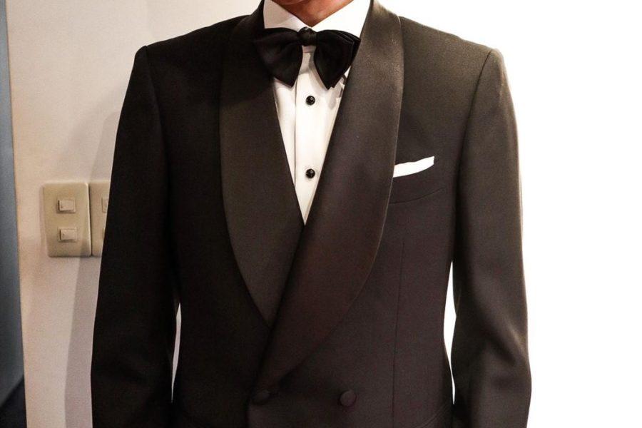 MR. EDISON TRUNK SHOW〖高雄西裝訂製會〗曾為小鬼、KID打造西裝戰袍