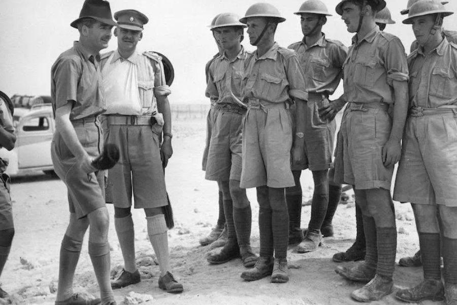 Mr. Edison訂製西服Gurkha Pants戈爾卡褲