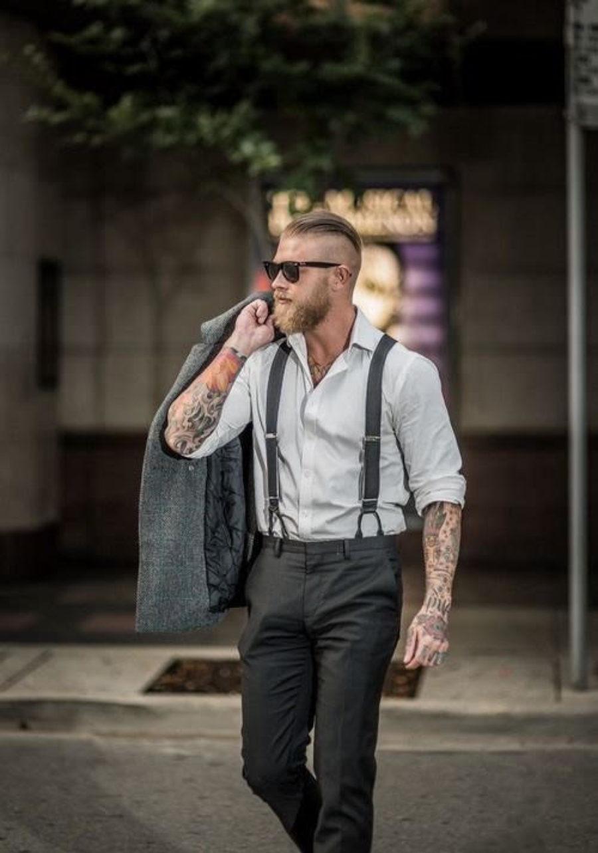 穿西裝配吊帶其實一點都不老派,Mr. Edison西裝達人教您穿出時尚西裝